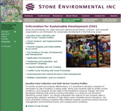[After: Stone Environmental website, November 2004.]